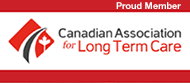 Proud member of the Canadian Alliance for Long Term Care (CALTC)  www.caltc.ca